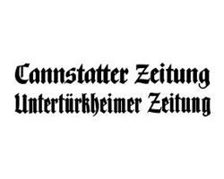 Norman Gräter in Cannstatter Zeitung